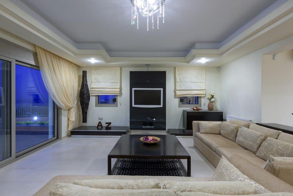 the most nice villas rhodes