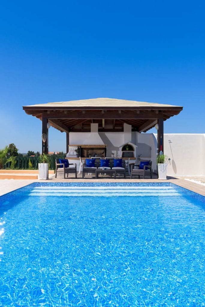 the best villas rhodes