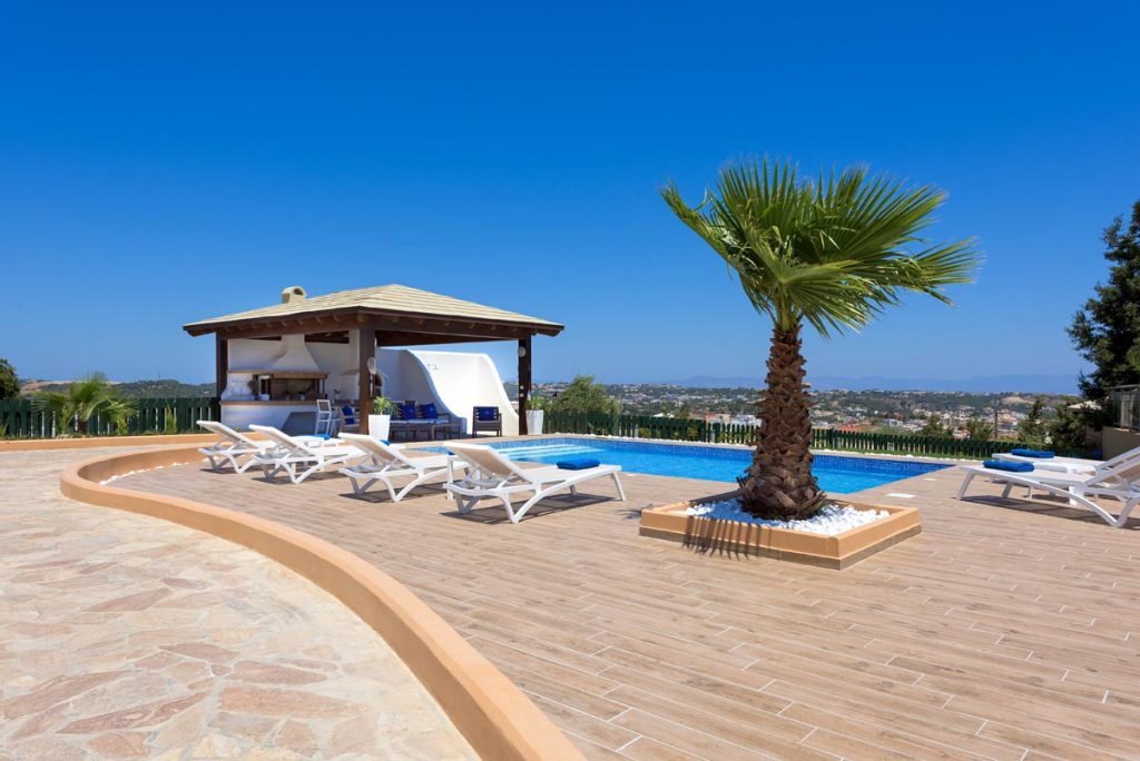 luxury villa greee koskinou