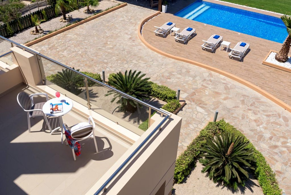 the best villas in rhodes island