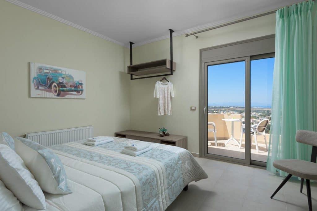 rooms villa rhodes