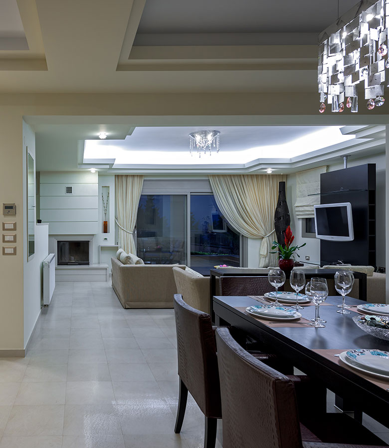 villa for families in rhodes